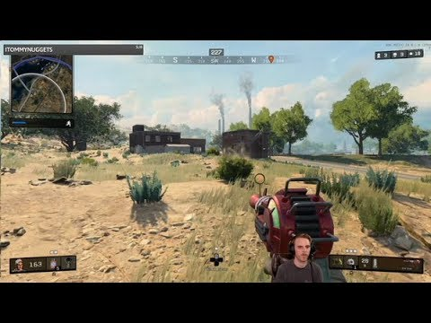 My First Blackout Victory (Call of Duty: Black Ops 4 Blackout Battle Royale)
