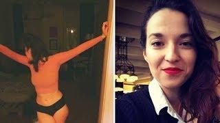 Už zase skoro nahá… Berenika Kohoutová na sebe upozorňuje odhalenýmtělíčkem!