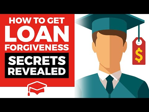 the 5 secret ways to get student loan forgiveness