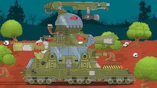 3-ий круг АДА Мультики про танки