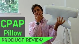 CPAP Review Putnam CPAP Sleep Apnea Pillow