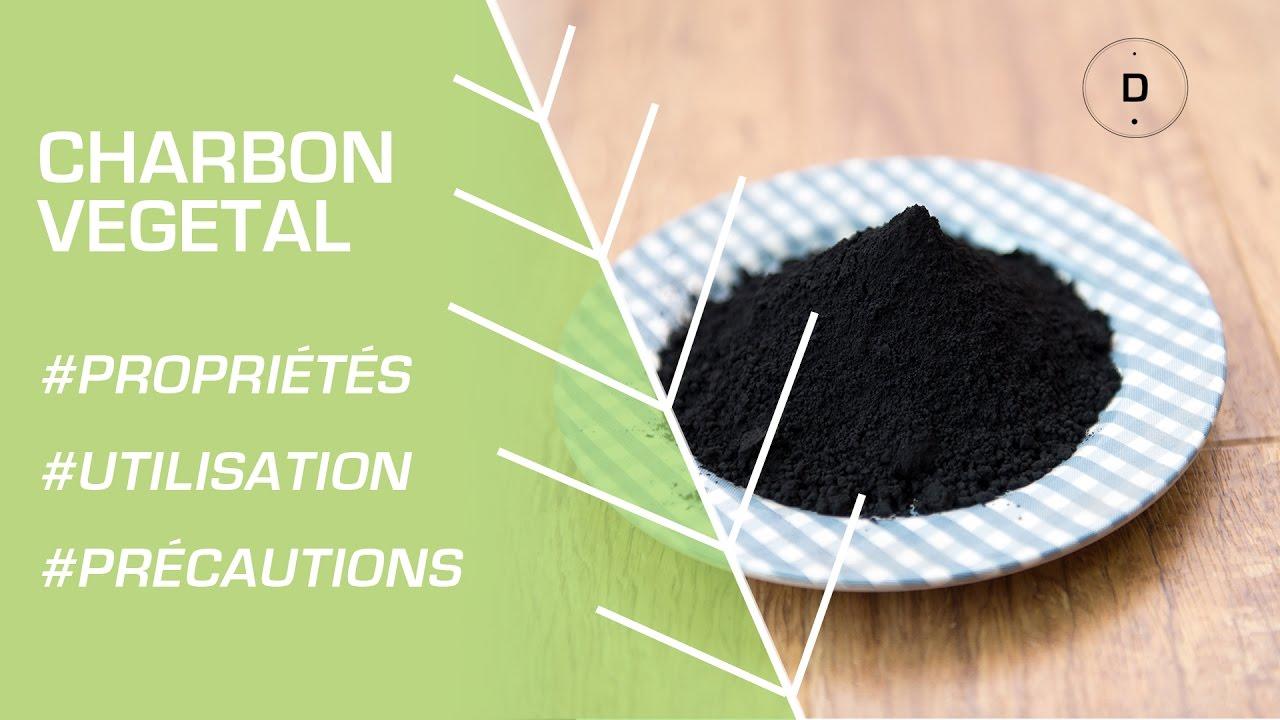 comment prendre le charbon végétal activé