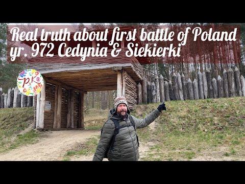 Real truth about first battle of Poland yr. 972 | Cedynia & Siekierki | Poland