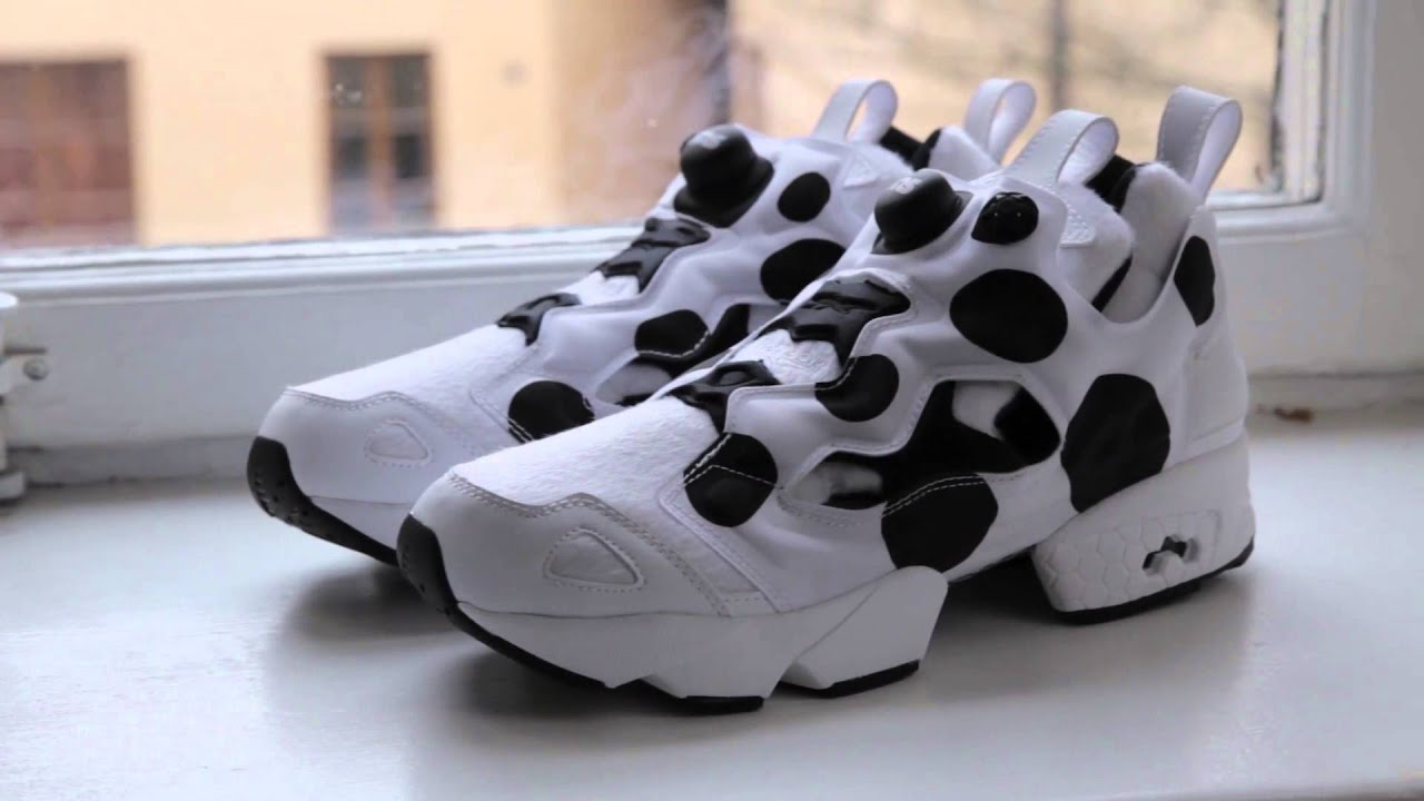 "92140d8a324 Sneakersnstuff x Reebok Pump Fury ""Legal Issues"" - YouTube"