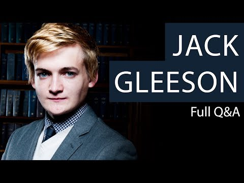 Joffrey Baratheon Q&A | Jack Gleeson | Oxford Union