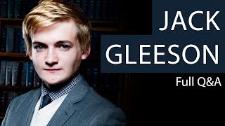 Repeat youtube video Joffrey Baratheon Q&A | Jack Gleeson | Oxford Union