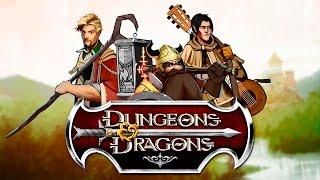 Dungeons & Dragons. Нубы, подземелья и драконы!