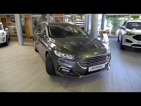 Ford Mondeo 2019 Electric Hybrid Review Walkaround Test Electro