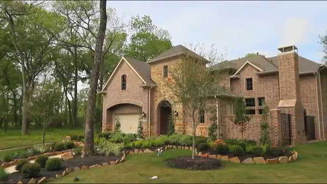 Westin Homes Model In Riverstone