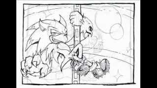 Sonic unleashed Escalando un tubo español latino