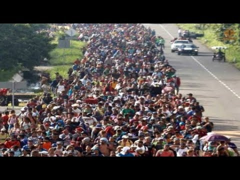 BREAKING USA Mexico Border Illegal Invasion 1 Million In 2019 March 2019 News