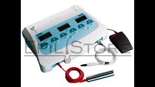 Электроэпиляторы Sterex SX-T и SX-B - распаковка, обзор