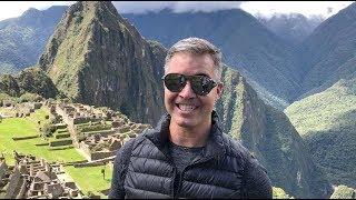 MACHU PICCHU, a Cidade Perdida dos Incas, com o trem de luxo BELMOND HIRAM BINGHAM
