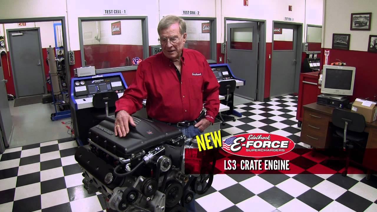 crate engine | Edelbrock Blog | Edelbrock Blog