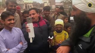 Real Face Of Pakistan!! When Aussie Sikh In Pakistan! Nishan Singh In His Village 301 Toba Tek Singh