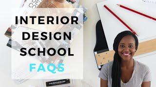 Interior Design School FAQs