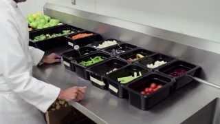 Salad Bar Implementation