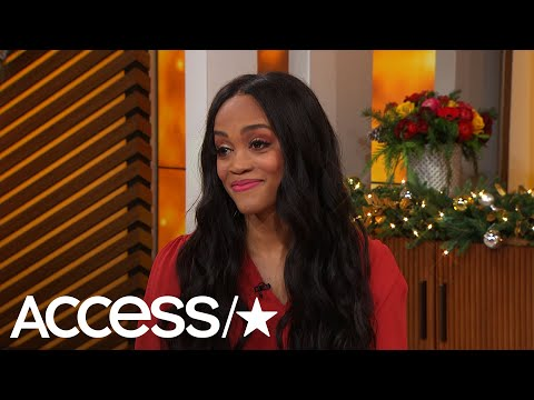Rachel Lindsay Dishes On The New 'Bachelor': 'I'm Intrigued' | Access