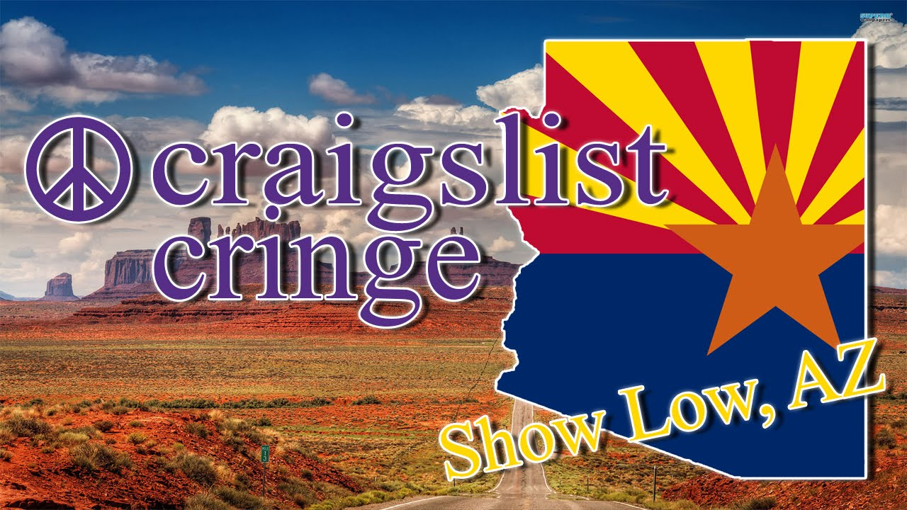 Craigslist show low arizona