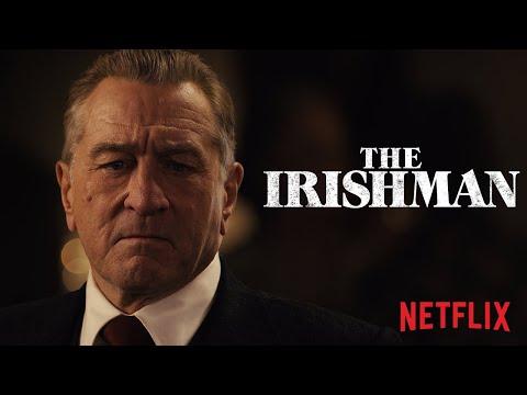 The Irishman   Finaler Trailer I Netflix