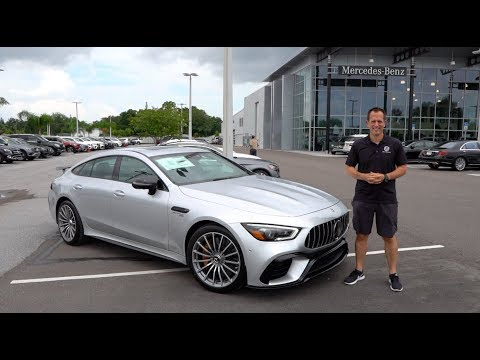 Is the 2019 Mercedes Benz AMG GT 63 S the MOST powerful LUXURY sedan?