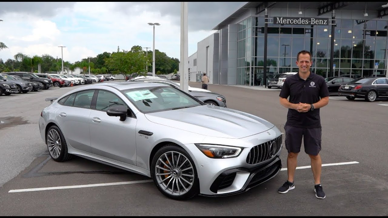 Download Is the 2019 Mercedes Benz AMG GT 63 S the MOST powerful LUXURY sedan?