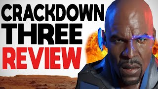 The Crackdown 3 Review