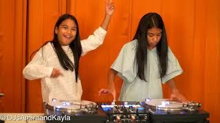 """DJs Amir & Kayla """"Good Times"""""""