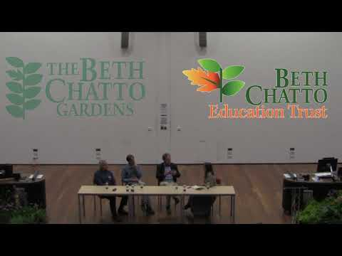 The Beth Chatto Symposium Art and Science in the 'wild' Garden