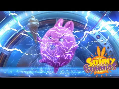Funny Cartoons for Children | Sunny Bunnies - ELECTRIC SHOCK | Cartoons For Children