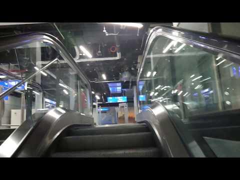 Frankfurt Airport - Germany 2018, November 22 - Unedited Real Sounds(3)