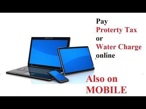 HOW TO PAY PROPERTY/WATER/TRADE/ADVERTISEMENT TAXES ONLINE