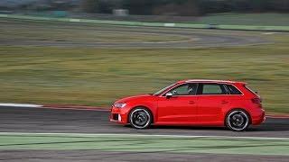 2015 Audi RS3 Sportback — комментарии? к тесту
