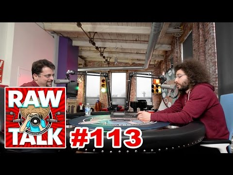 David Bergman gets the ACCESS we all wish for: RAWtalk 113