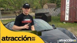 """Saúl """"Canelo"""" Álvarez tiene una gran colección de autos"""