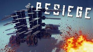 THE BIRD CLIPPER! | Besiege #6