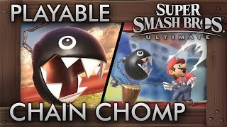 CHAIN CHOMP Joins Super Smash Bros. Ultimate
