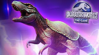 NEW HYBRID GLYTHRONAX UNLOCKED || Jurassic World The Game [FHD-1080p]