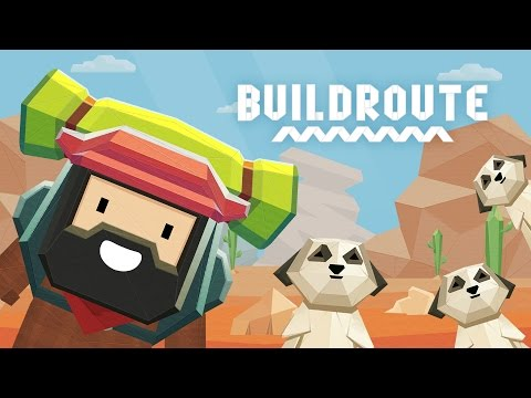 Buildroute - игра головоломка (серия: развивающие игры) Играй и получай звезды