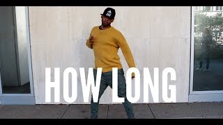 Charlie Puth - How Long Dance | Nico Savage Choreography