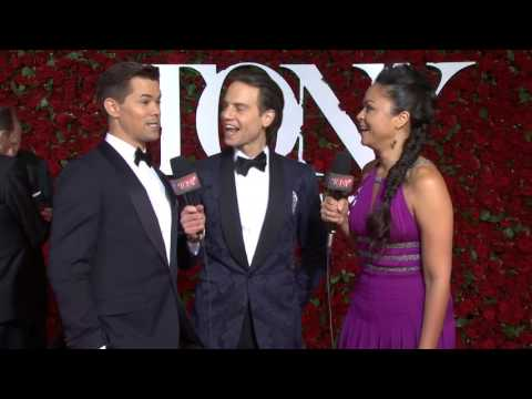 Red Carpet: Andrew Rannells  (2016)