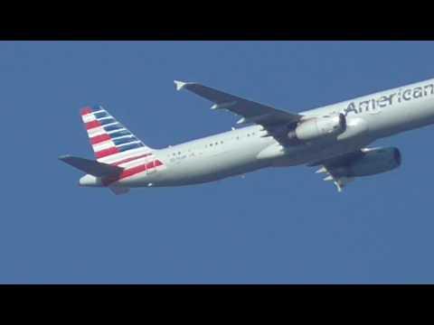 American Airlines Airbus A321-231 N575UW