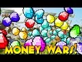 Minecraft: MONEY WARS SO MANY DIAMONDS!