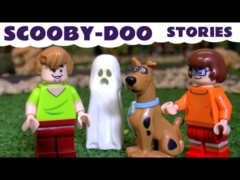 Scooby Doo Episodes with Lego Play Doh Toys Ghosts and Thomas & Friends Engines Family Fun TT4U