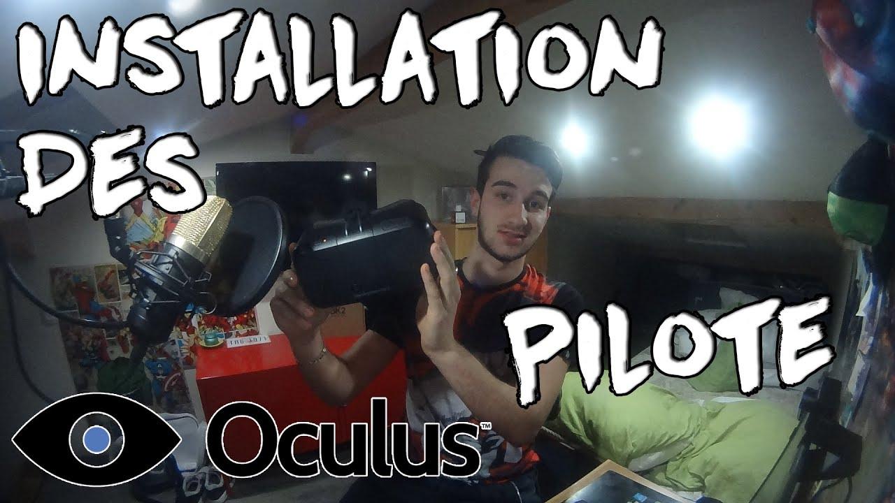oculus rift dk2 install drivers