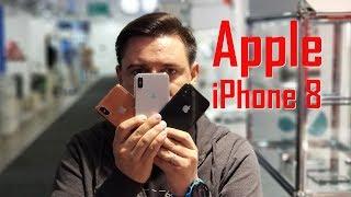 Așa arată un iPhone 8, cred