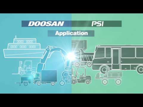 Doosan PSI Joint Venture Announcement