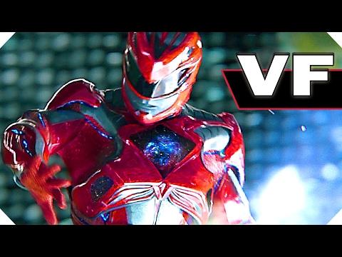 POWER RANGERS - Nouvelle Bande Annonce VF (2017) Film Adolescent, Super-Héros streaming vf