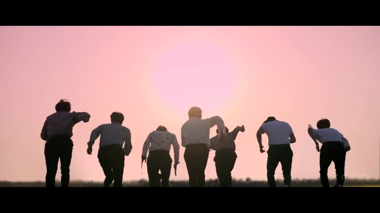 Bts Forever Young