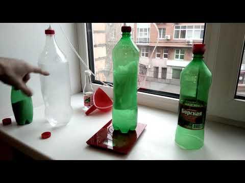 Как газировать напитки в домашних условиях